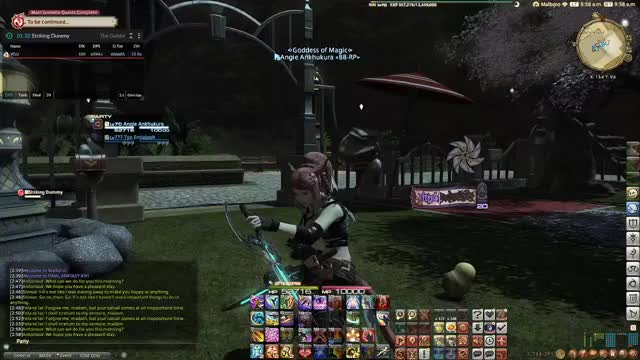 Watch and share Ffxiv GIFs and Mudra GIFs by angioeberia on Gfycat