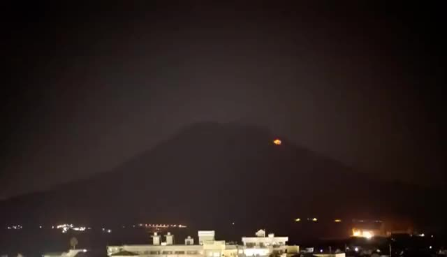 Watch and share Volcanic Lightning - WTF Weather GIFs on Gfycat