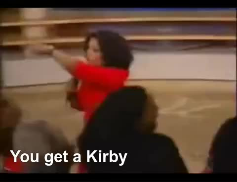 Watch and share Oprah Giveaway GIFs by mitchwatts on Gfycat