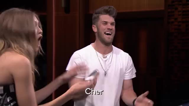 Watch jumping GIF on Gfycat. Discover more 2016ONLY, Catchphrase, Fallon monologue, Gigi Hadid, Television, celebrities, funny video, musical performance, tonight, variety GIFs on Gfycat