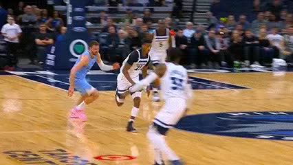 Watch and share Jarrett Culver — Minnesota Timberwolves GIFs by Off-Hand on Gfycat