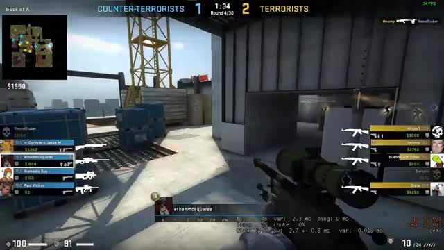 Watch and share Wallbang 2 GIFs by ethanmcsquared on Gfycat