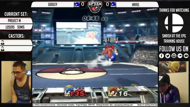 Watch Smash @ TTH - Havel (Sonic) vs Gooley (Sonic) - Project M (Losers Semis) GIF on Gfycat. Discover more Gooley, Havel, Sonic, ePG, epeengaming, epg weekly, project m, smash, smashbros, smashgifs, ssbpm, ssmb GIFs on Gfycat