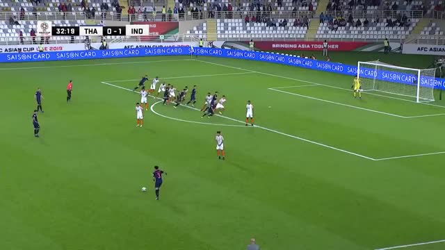 Watch Thailand 1-4 India (AFC Asian Cup UAE 2019: Group Stage) GIF on Gfycat. Discover more 2015, 2018, 2019, India, Thailand, ac2015, afc, asian, australia, cup, qualifiers, soccer, wsg GIFs on Gfycat