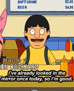 Watch and share Bob's Burgers GIFs and Linda Belcher GIFs on Gfycat