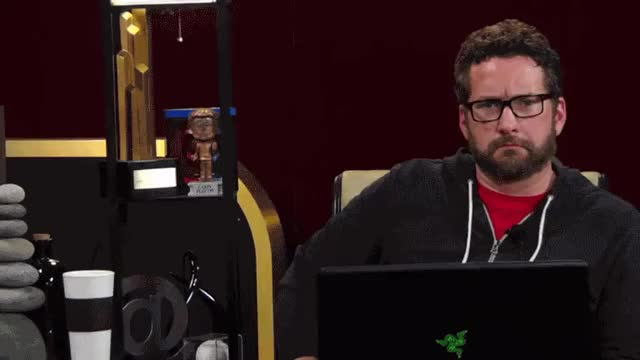 Watch and share Bored.  Rooster Teeth Gif Party, Anyone? GIFs on Gfycat
