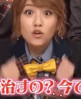 Watch and share Takahashi Minami GIFs and Takamina GIFs by popocake on Gfycat