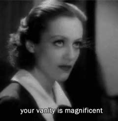 Watch this GIF on Gfycat. Discover more Joan Crawford, bitchslap, gif, sarcasm, vanity GIFs on Gfycat