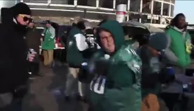 Watch and share Fat Eagles Fan GIFs on Gfycat