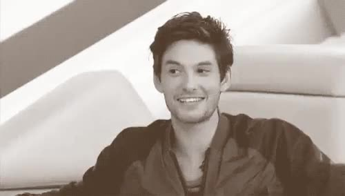 Watch and share Celebrities GIFs and Ben Barnes GIFs on Gfycat