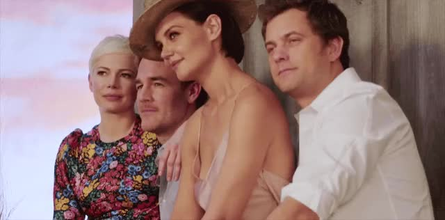 Watch and share Katie Holmes GIFs by Reactions on Gfycat