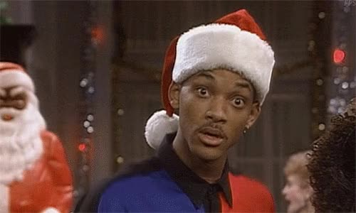 Watch this will smith GIF by GIF Queen (@ioanna) on Gfycat. Discover more belair, christmas, don't know, dont, hat, i, idea, know, me, no, not, prince, smith, who, will, will smith, xmas GIFs on Gfycat