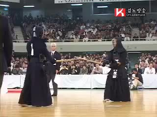 Watch and share Kendo GIFs and Tsuki GIFs on Gfycat