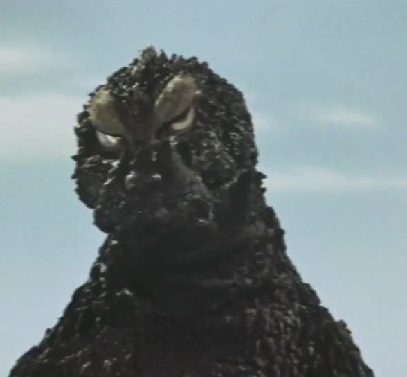 Watch and share Godzilla GIFs and Angry GIFs by Gameraboy on Gfycat