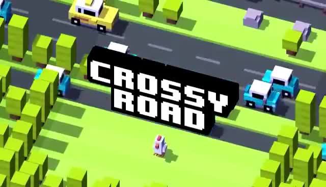 Watch and share Crossy Road GIFs on Gfycat