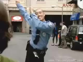 Watch Cop GIF on Gfycat. Discover more dancing asian cop GIFs on Gfycat