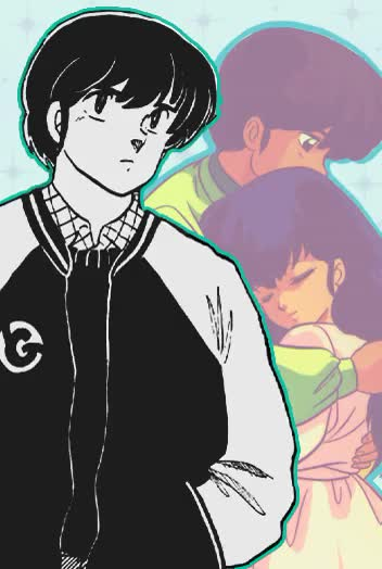 Watch Youre Not Alone... GIF on Gfycat. Discover more Urusei Yatsura, inuyasha, maison ikkoku, my gifs, ranma GIFs on Gfycat
