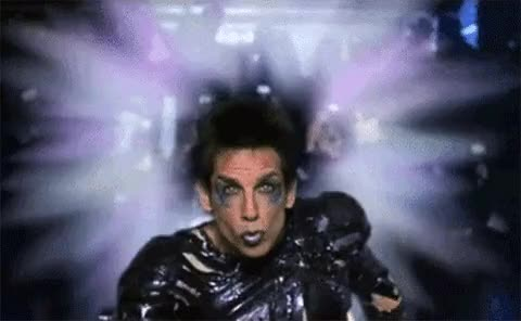 Watch and share 8 Style Lessons We Learned From Zoolander GIFs on Gfycat