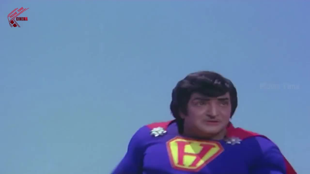 Superman Movie NTR As Superman Action Scene