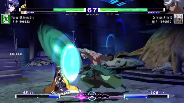 Watch Frosty combos GIF by taozenforce (@taozenforce) on Gfycat. Discover more PS4share, PlayStation 4, Sony Interactive Entertainment, UNDER NIGHT IN-BIRTH Exe:Late[st], uni, unib, unie, uniel, unielst, unist GIFs on Gfycat