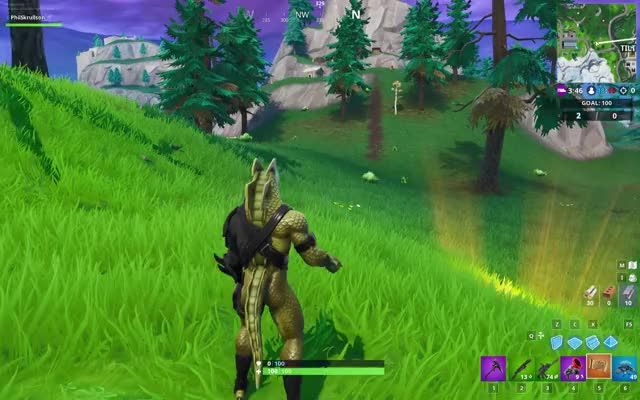 Watch and share Fortnite 2019-04-01 18 58 20 GIFs by philskrullson on Gfycat