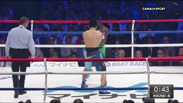 Watch Ryota Murata knocks down Hassn N'dam N'jikam.webm GIF by @stnstn on Gfycat. Discover more boxing, fuji tv, japan, knockdown, ryota murata GIFs on Gfycat