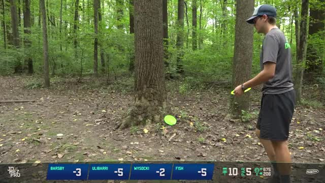 Watch 2018 Delaware Disc Golf Challenge | R1, B9, MPO |Andrew Fish hole 10 approach dog GIF by Benn Wineka UWDG (@bennwineka) on Gfycat. Discover more Jomez Productions, Sports GIFs on Gfycat
