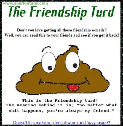 Watch and share The Friendship Turd GIFs on Gfycat