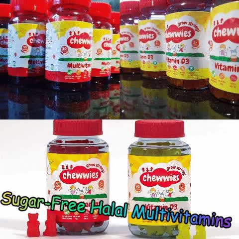 Watch and share Halal Multivitamins GIFs and Halal Supplements GIFs by Chewwies on Gfycat