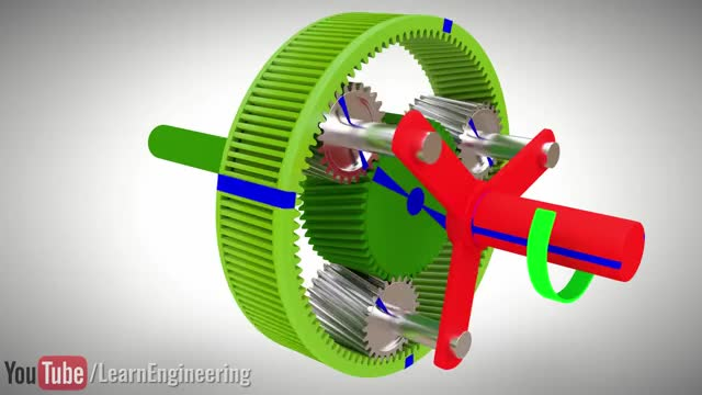 Watch and share Epicyclic Gear GIFs and Planetary Gear GIFs on Gfycat