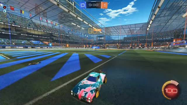 Watch and share Rocket League GIFs and Redirect GIFs by shade. on Gfycat