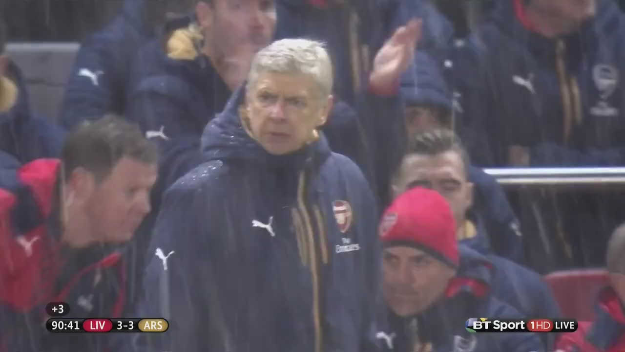 gunners, Wenger's hips GIFs