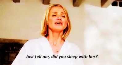 Watch and share Cameron Diaz GIFs and Edward Burns GIFs on Gfycat