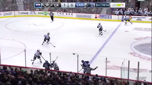 Watch and share Canucks GIFs and Hockey GIFs on Gfycat