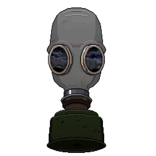 Watch and share Gas Mask GIFs on Gfycat
