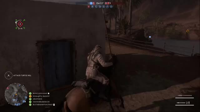 Watch Cavalry Charge GIF by Xbox DVR (@xboxdvr) on Gfycat. Discover more Battlefield1, XNaughty BearX9, xbox, xbox dvr, xbox one GIFs on Gfycat