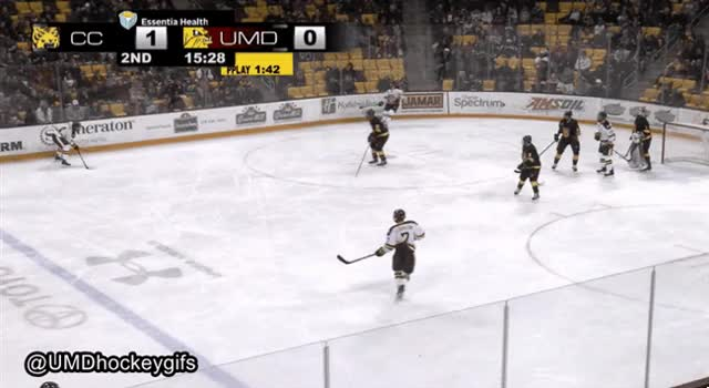 Watch and share Hockey GIFs and Umd GIFs by UMD hockey gifs on Gfycat