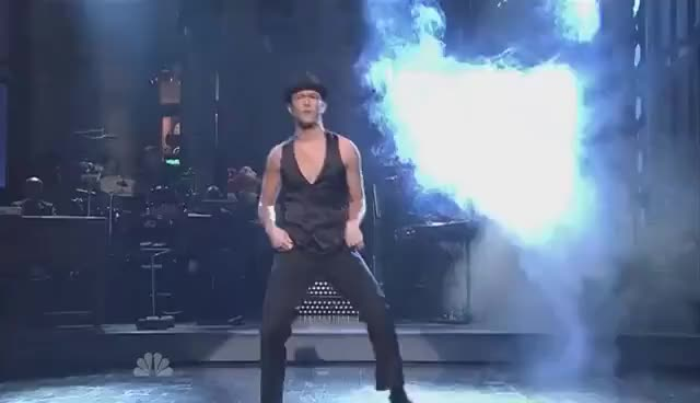 Watch JGL SNL Magic Mike dance moves GIF on Gfycat. Discover more related GIFs on Gfycat