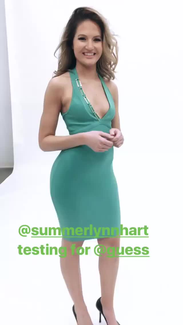 Watch and share Blue Dress GIFs on Gfycat