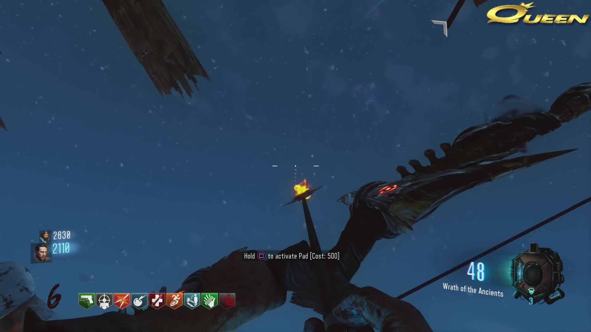 Must See Set ALL 3 CIRCLES On FIRE W 1 LAUNCHPAD JUMP Fire Bow Upgrade  Short Cut Der Eisendrache