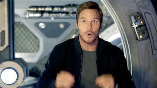 Watch and share Chris Pratt GIFs on Gfycat