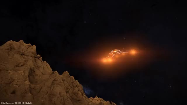 Watch Elite Dangerous  GIF by CMDR Winslow (@winslow_s) on Gfycat. Discover more 3, beta, chieftian, elite dangerous, planet surface GIFs on Gfycat
