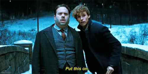 Watch and share Fantastic Beasts GIFs and Eddie Redmayne GIFs on Gfycat