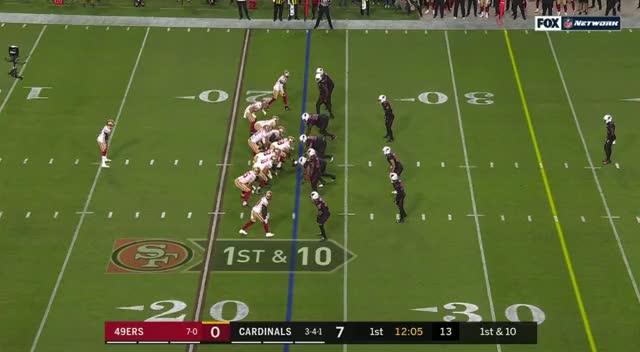 Watch and share San Francisco 49ers GIFs and Arizona Cardinals GIFs by Matt Weston on Gfycat