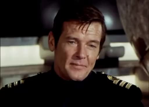 Watch and share Roger Moore Interview GIFs on Gfycat
