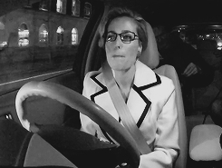 2012, gillian anderson, gilliangif, nissan leaf, Nissan LEAF: Test Drive with Gillian Anderson. GIFs