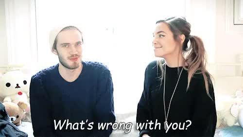 Watch and share Pewdiepie GIFs and Cutiepie GIFs on Gfycat
