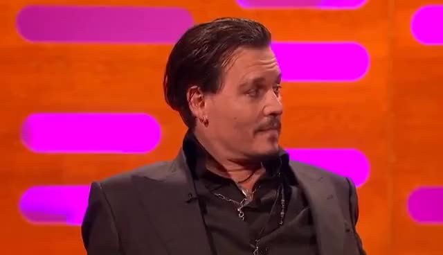 Watch Cucumber & Depp GIF on Gfycat. Discover more related GIFs on Gfycat