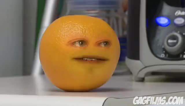 Watch and share Annoying Orange 5: More Annoying Orange GIFs on Gfycat