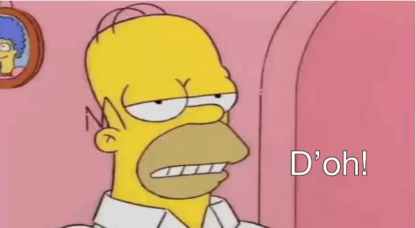 Watch this doh GIF on Gfycat. Discover more doh, homer, homer simpson, simpsons, the simpsons GIFs on Gfycat